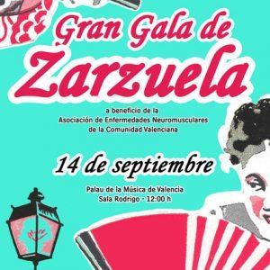 Gran Gala de la Zarzuela Asem CV